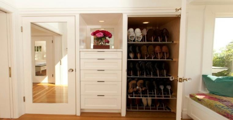 How To Organize Your Shoe Collection